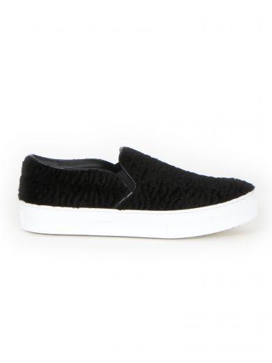 d12b1e65ff4f CELINE Celine Ms. Leather Platform Slip-On Sneakers.  celine  shoes  celine -ms-leather-platform-slip-sneakers