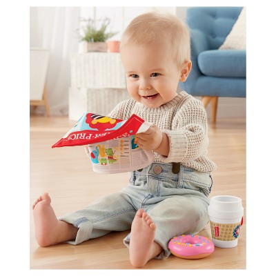 Toy On-The-Go Breakfast New Toy Fisher Price