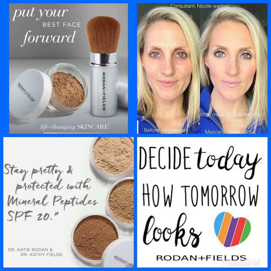 Break up with your makeup!!! Rodan and fields, My rodan