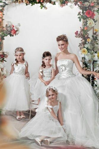 Vestidos Para Damas De Honor Veromia El Cortejo Nupcial Tambien
