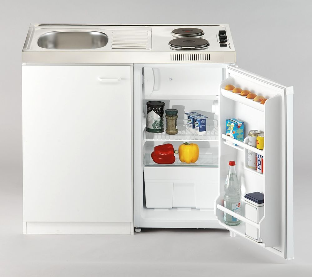 respekta Mini Kitchen Pantry Single Kitchen Fitted Kitchen