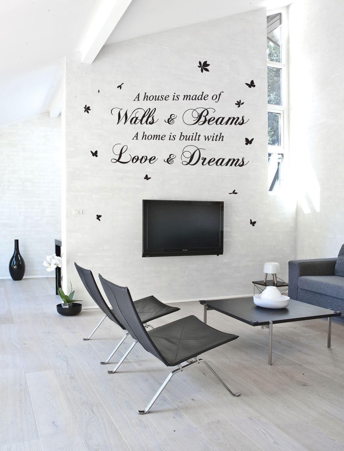 Walldecoration Interieur Ontwerpen Woonideeen Woonkamer Decoratie