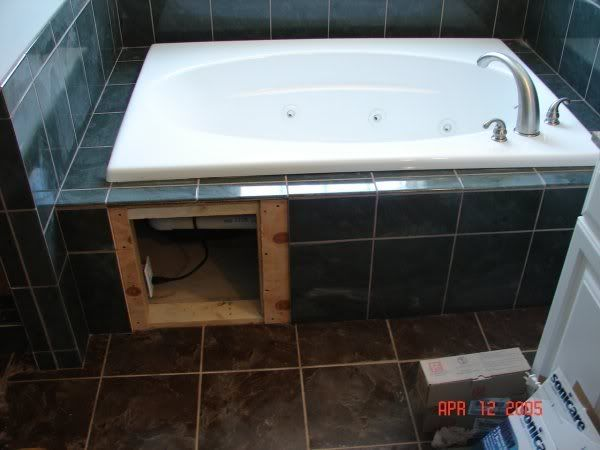 Drop In Jacuzzi Tub