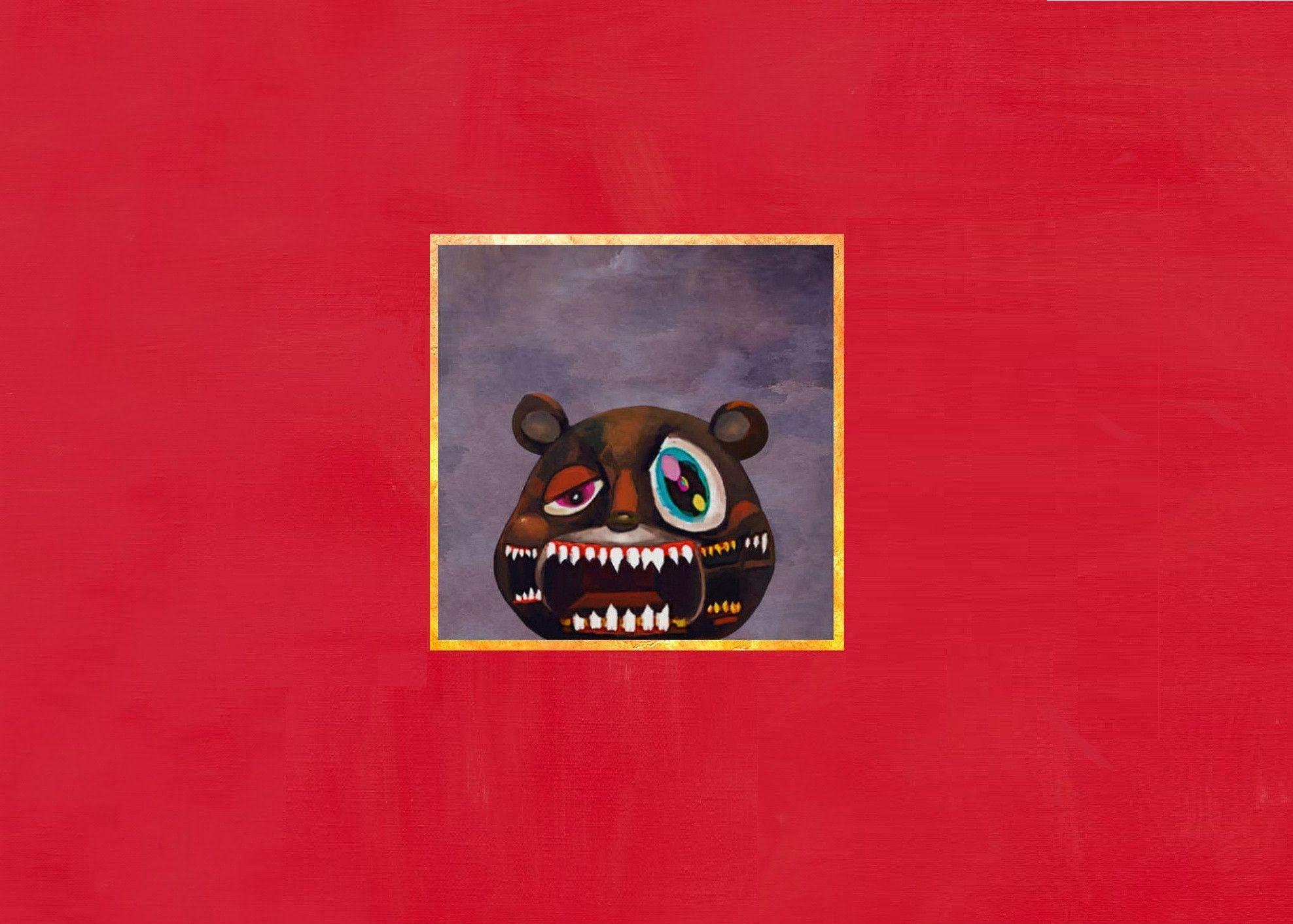 Kanye West Beautiful Dark Twisted Fantasy Beautiful Dark Twisted Fantasy Kanye West Songs Poster Prints