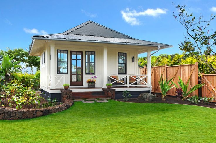 Kukuiula plantation house luxury hawaiian homes kukui for Hawaiian plantation architecture
