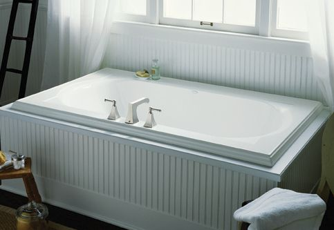 Bathtub Via Kohler Canada Drop In Bathtubs In 2019