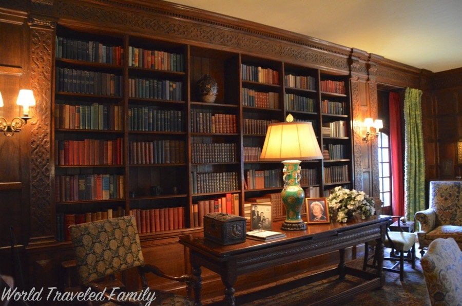 Edsel Eleanor Ford House Study World Traveled Family House Home Cotswolds Cottage