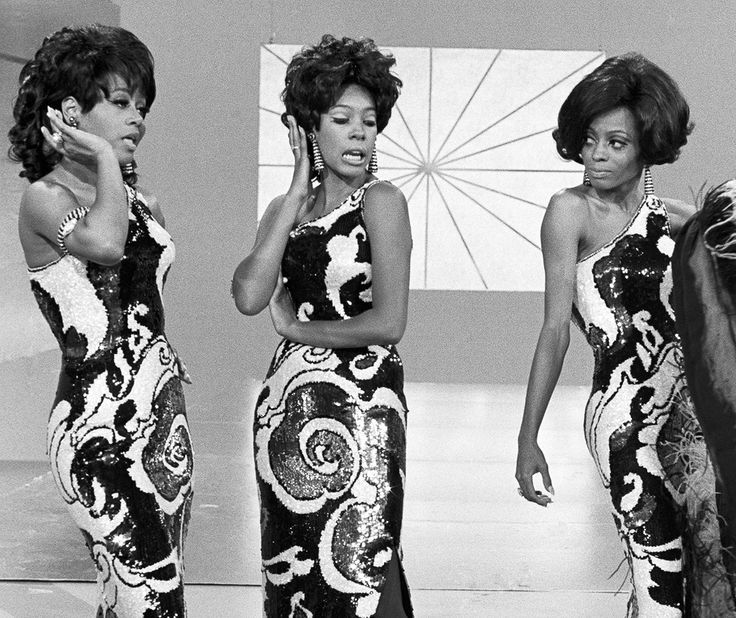 The supremes dress styles