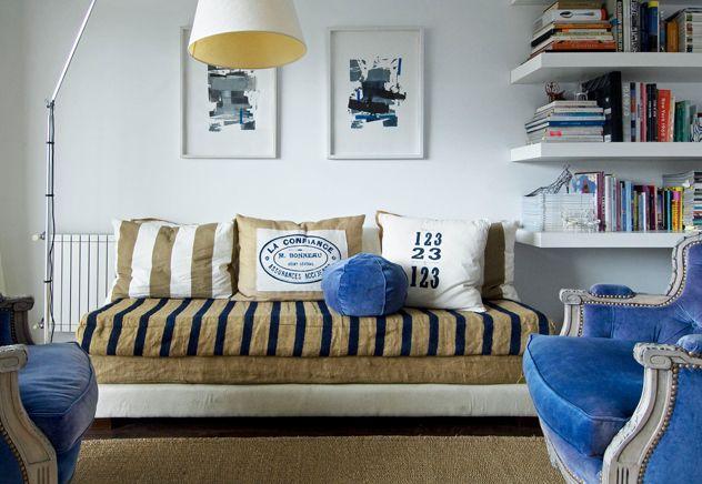 Coole Looks für kleine Räume kleine Zimmer - couch fur kleine wohnzimmer