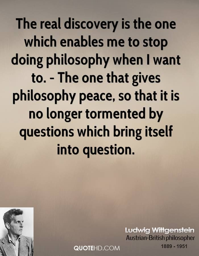 Ludwig Wittgenstein Quotes Ludwig Wittgenstein Quotes Ludwig Wittgenstein Basic Quotes