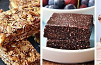 14 Healthy Homemade Energy Bar Recipes