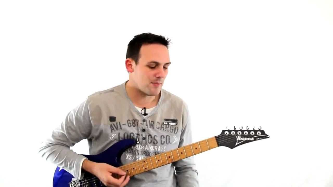 How to master barre chords in 3 simple steps guitar