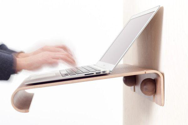 Nordic Appeal Is Sustainably Scandinavian Design Milk Wall Desk Scandinavian Design Desk Scandinavian Design