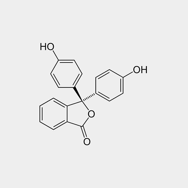 Phenolphthalein is a chemical compound with the formula