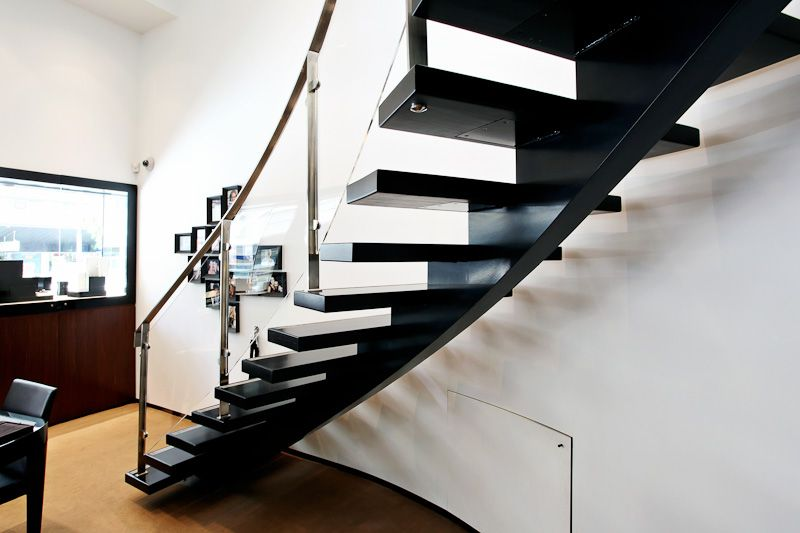 Mono Stringer Stairs   Google Search