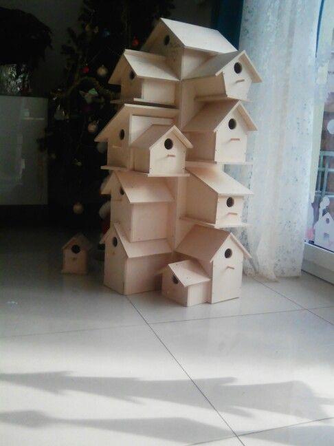 Vogelhaus Nistkasten Das kommt demnächst in den Garten!