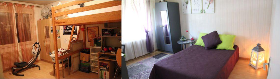 Relooker une chambre d ado peinture chambre ado dulux - Astuces pour convertir une ancienne chambre denfant en chambre dado ...