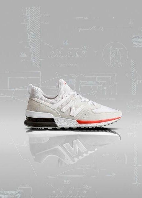 całkiem fajne wyprzedaż ze zniżką sprzedaż obuwia New Balance 575S | Sneakers in 2019 | New balance sneakers ...