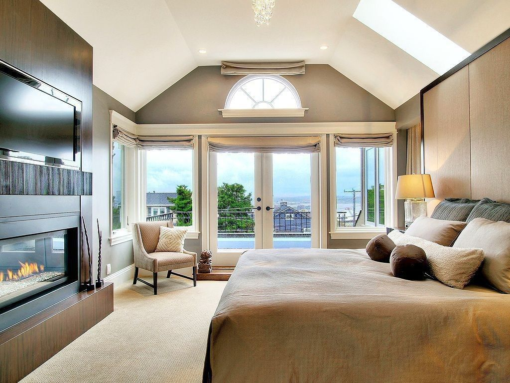 Bring a dramatic ceiling design in your home. # ...