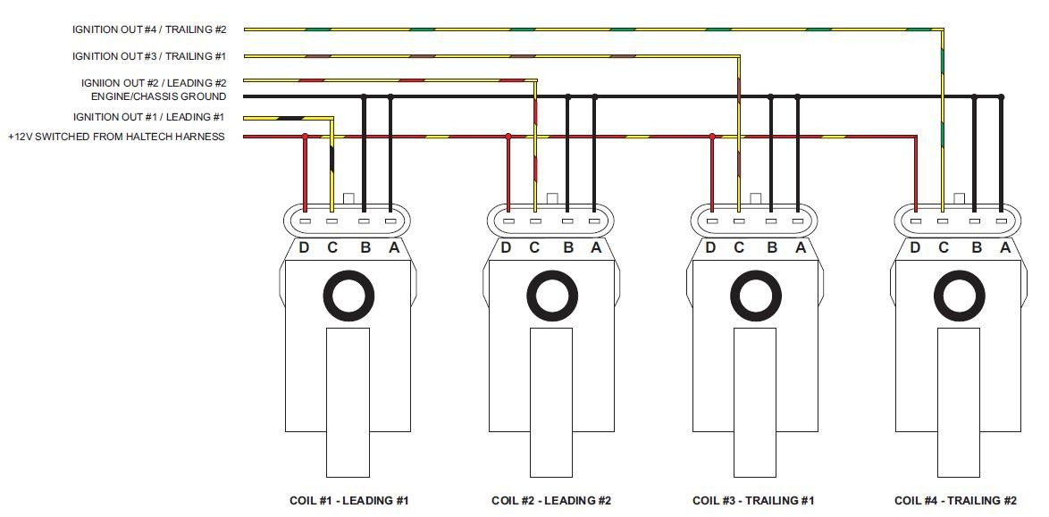 Ls1 Ls2 Coil Wiring Coils In Coil Pack Wiring Diagram Ls1 Engine Engineering Coil