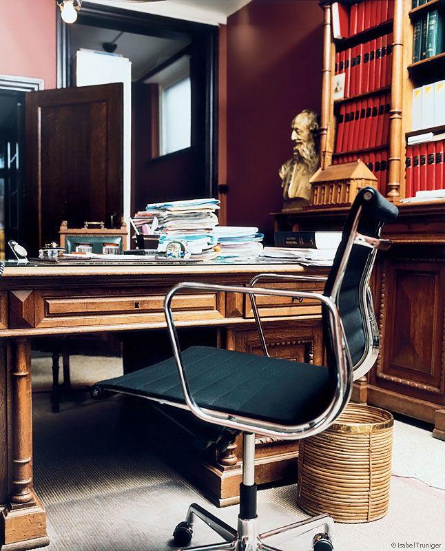 Charles Eames Vitra Bureaustoel.Charles Ray Eames Aluminium Chair Vitra Bureaustoel Eames