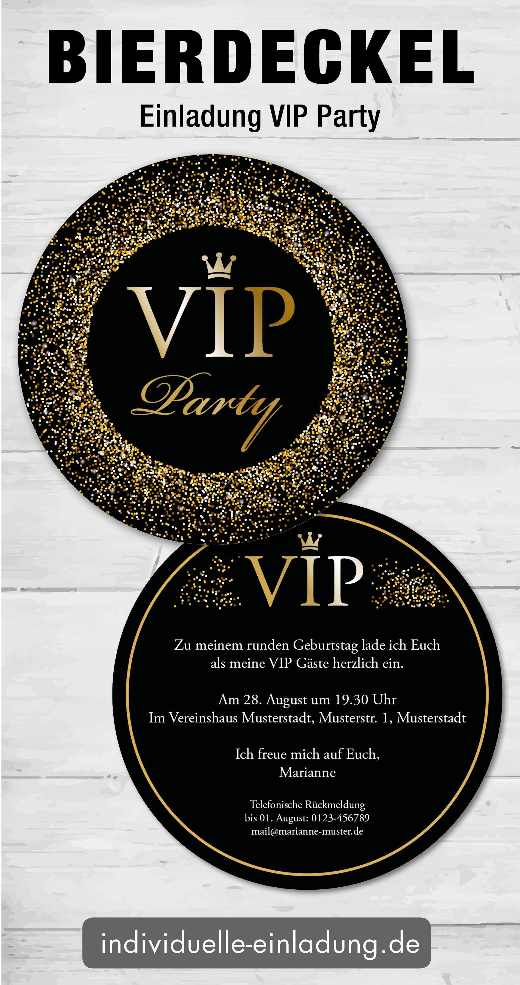 bierdeckel einladung | einladungen, bierdeckel, party