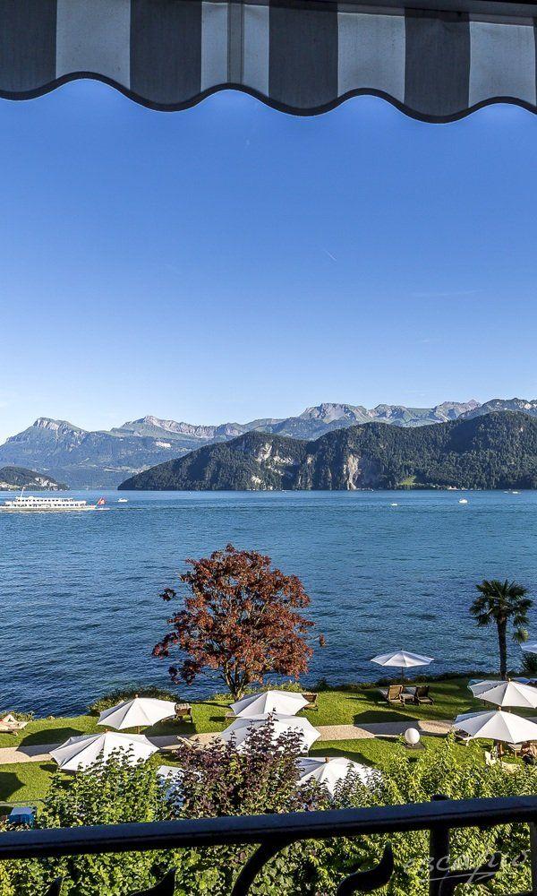 See Und Berge Hotel Park Weggis Am Vierwaldstattersee Luzern