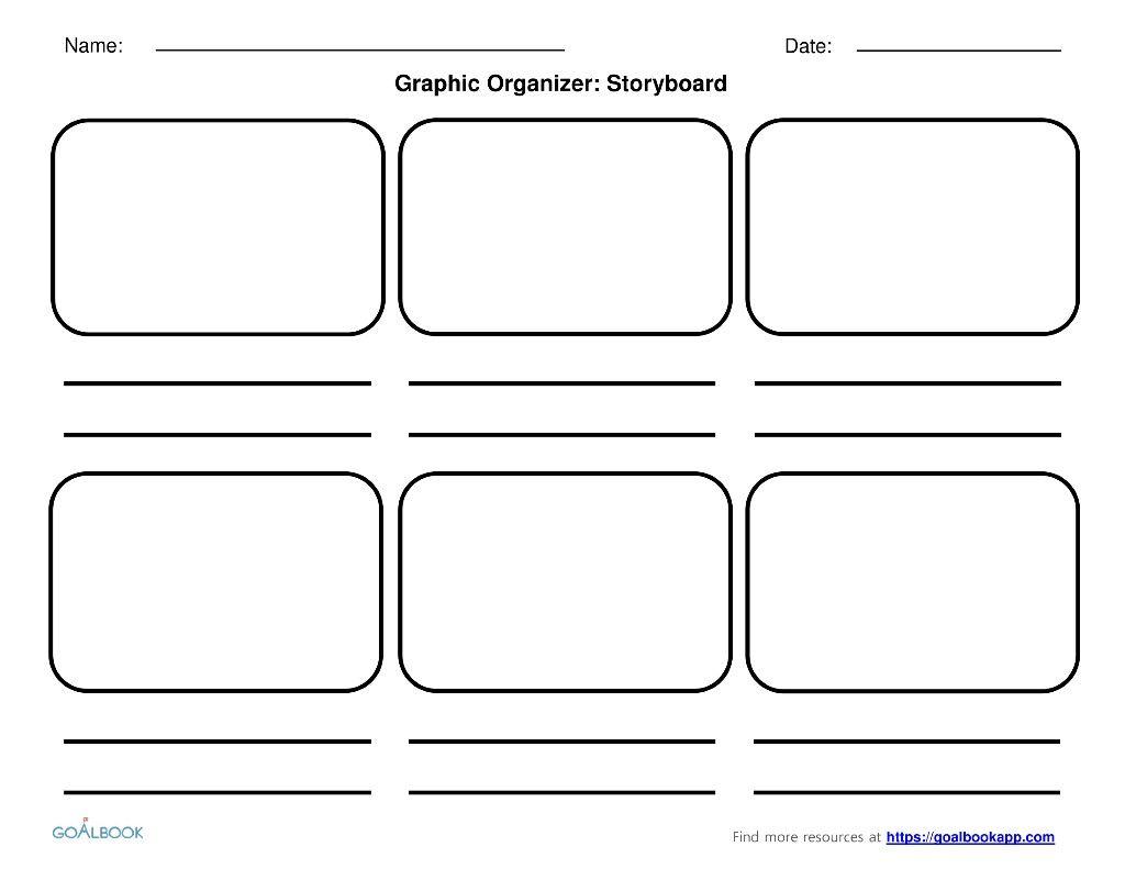Storyboard Chart