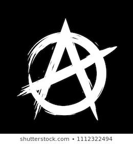 Anarchy Symbol Vector File Stock Vektorgrafik Lizenzfrei 787657423 Crown Tattoo Design Tattoo Flash Art Anarchy Symbol