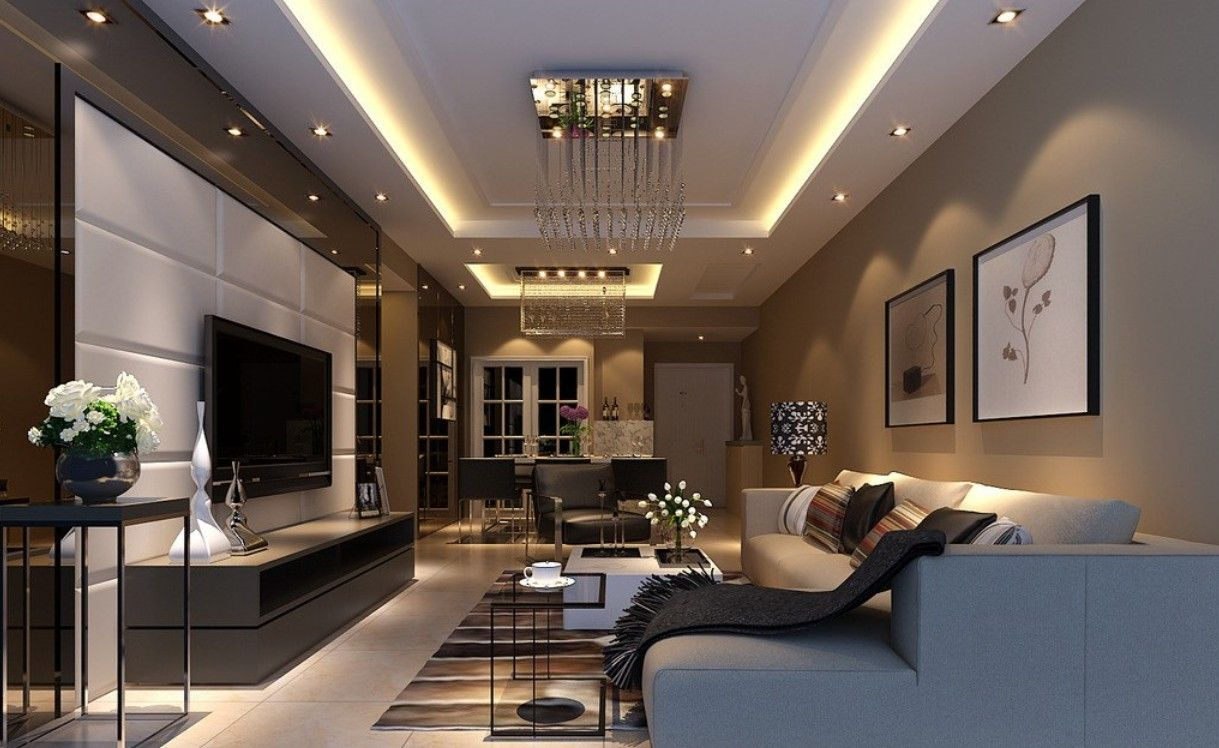 Breathtaking Luxury Ravishing Living Rooms | Home Design | Lobby ...