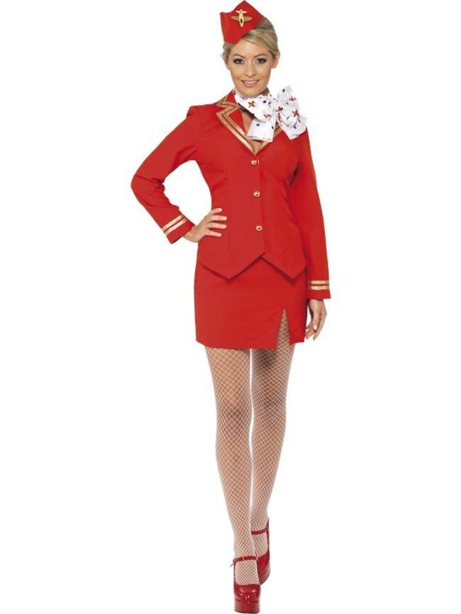 Flight attendant costume? | Autumn | Pinterest | Bartenders, Tags ...