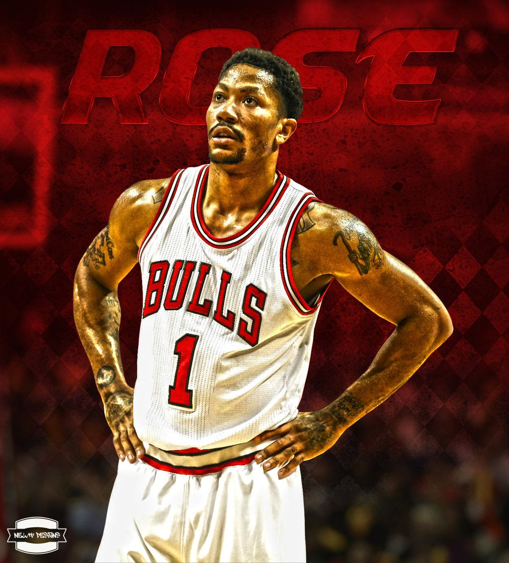 Derrick Rose Logo Wallpapers Wallpaper 1920x1200 56