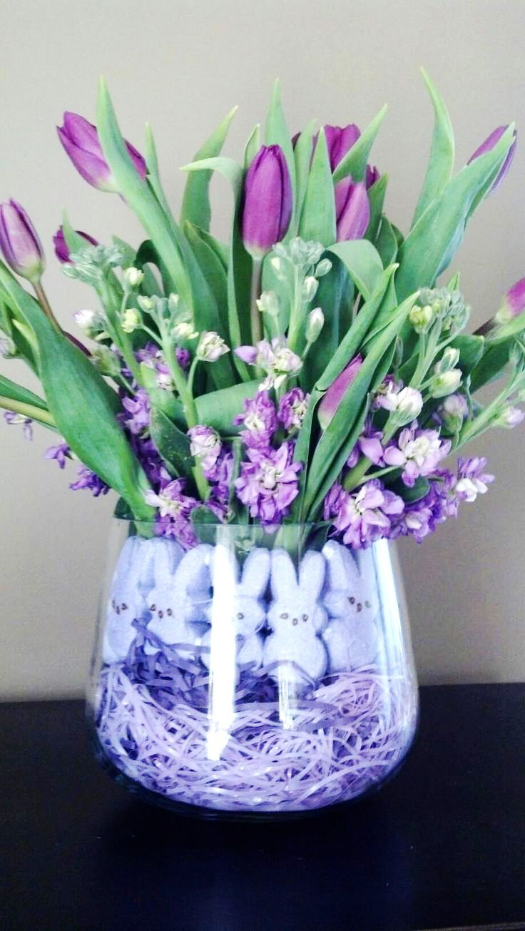 Top 14 Spring Flower Easter Table Centerpieces April Holiday Home