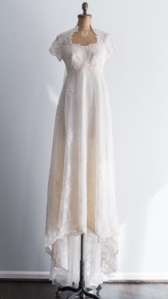 Vintage Wedding Dress Neiman Marcus | Clothing, Shoes & Accessories ...