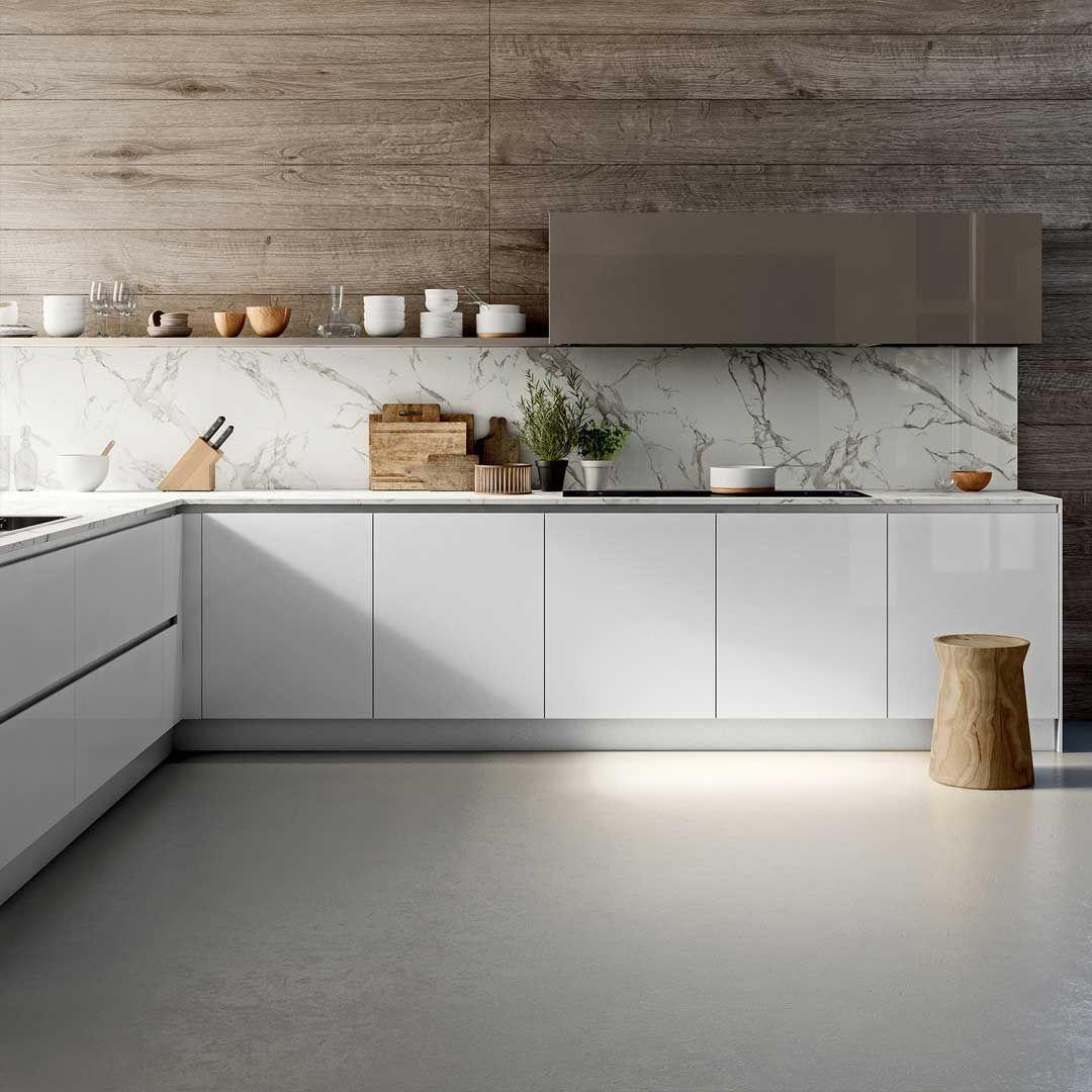 Ypsilon Armony Cucine Cuisine Moderne Cuisines Design Modele De Cuisine Equipee