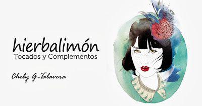 Chely G-Talavera / hierbalimon / Tocados y complementos