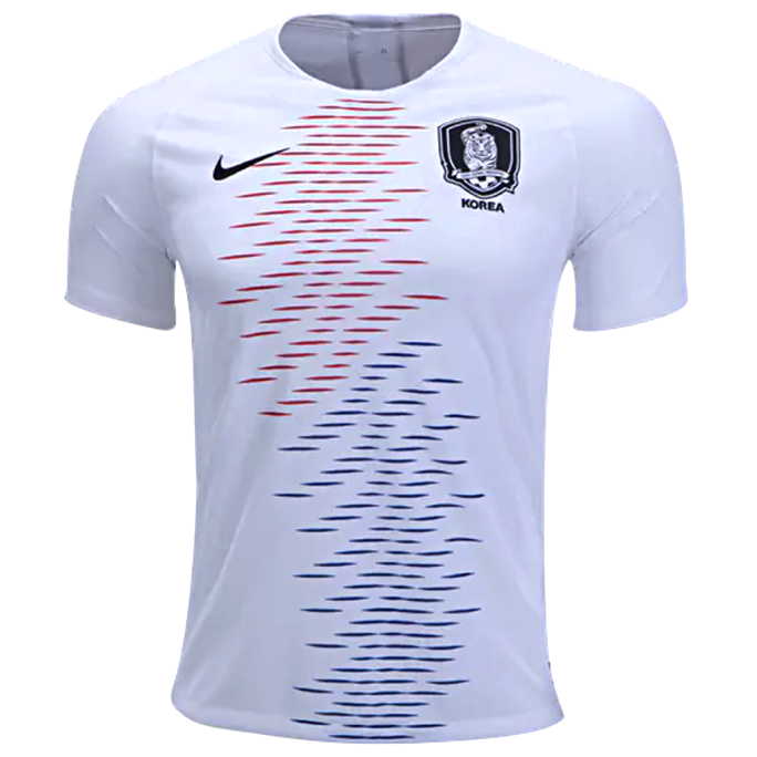 Las 64 camisetas del Mundial de Rusia 2018  a15cc01b78c98