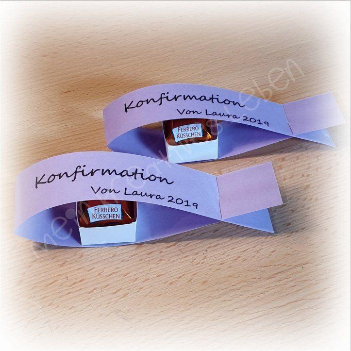 Photo of Konfirmation ~Kommunion Tischdeko basteln ~ Fisch