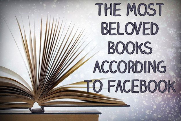 20 dos livros mais amados de acordo com o Facebook (20 Of The Most Beloved Books According To Facebook)