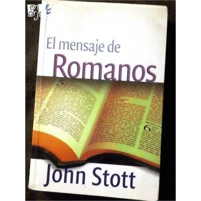 John Stott Romanos Pdf