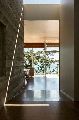 Langs Cove House by Bossley Architects, NZ