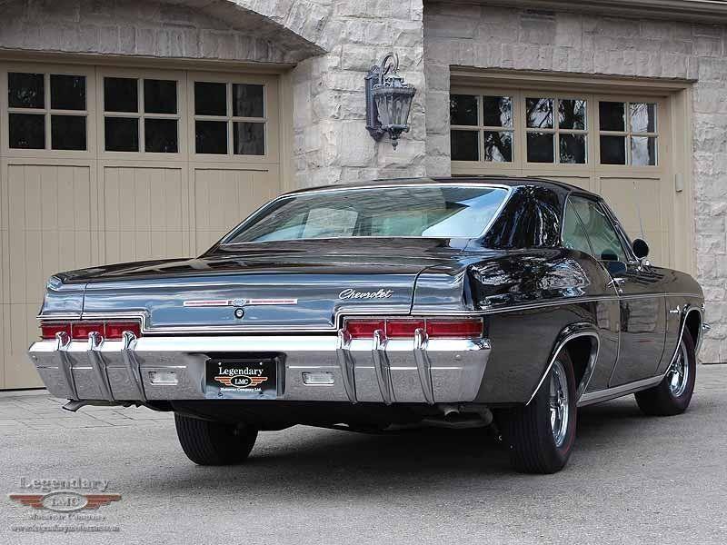 1966 Chevrolet Impala Satilik Collectioncar Com Dan Klasik Araba