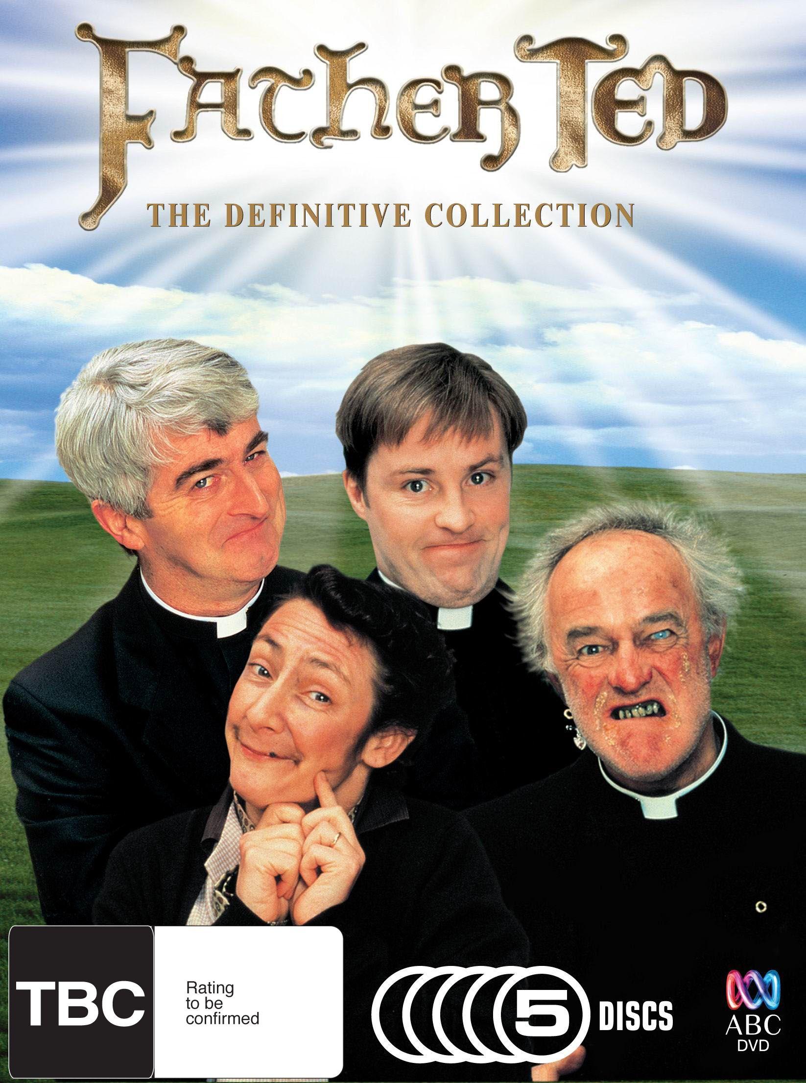 Father Ted - BBC TV series - stars Dermot Morgan, Ardal O