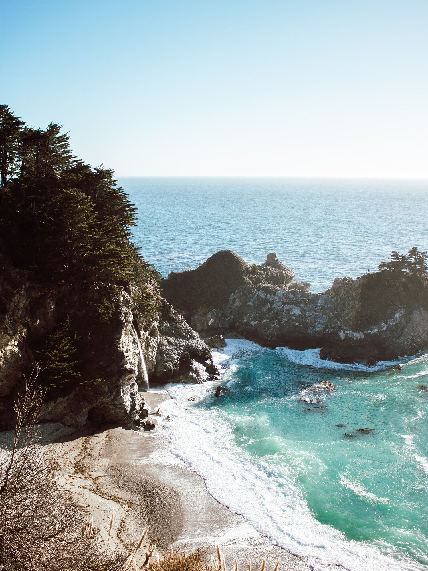 The Perfect Coastal California Road Trip (With images ...