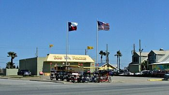 Bike Rentals And Galveston Seawall It Doesn T Get Any Better