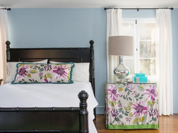 Asian Inspired Pink Chaise Lounge : Designers' Portfolio : HGTV - Home & Garden Television