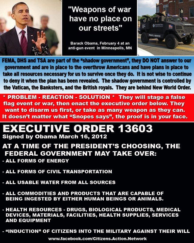 Obama's Plan To Seize Control Of Our Economy And Our Lives