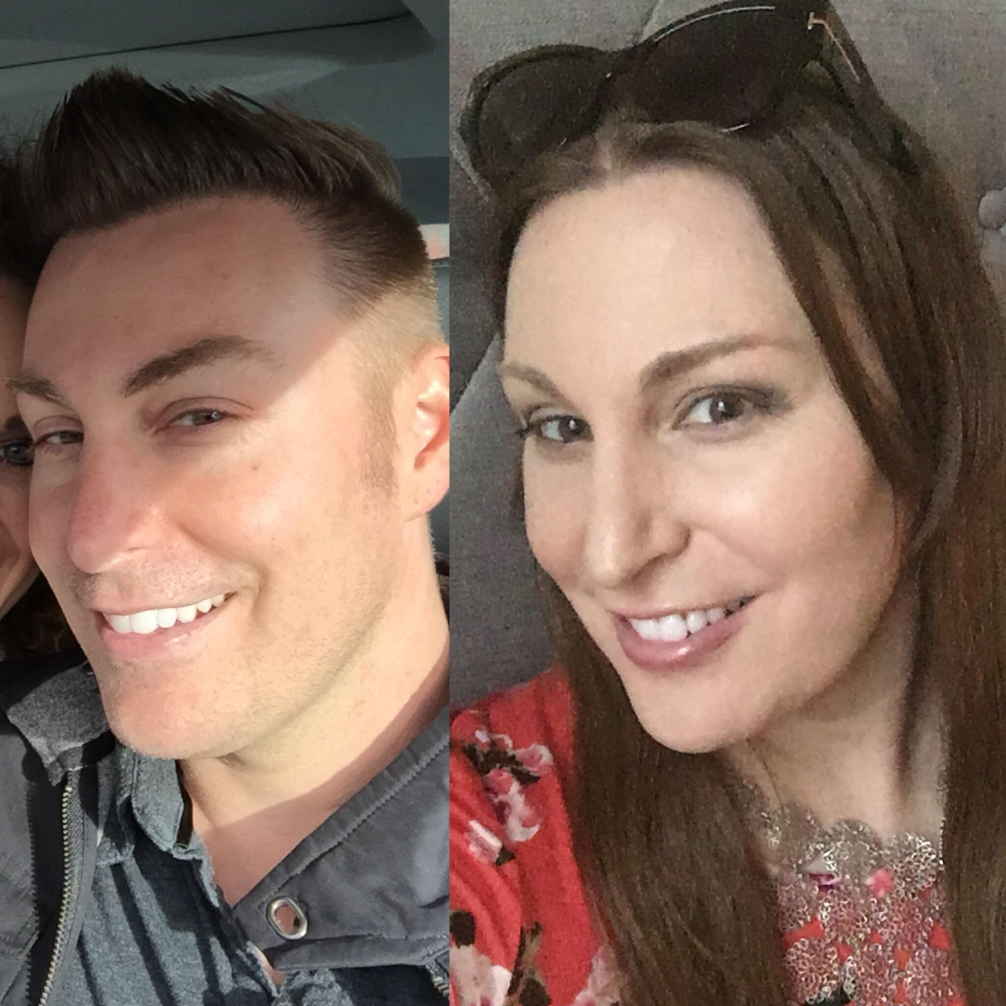 Nachher frau transgender vorher zu mann Mann