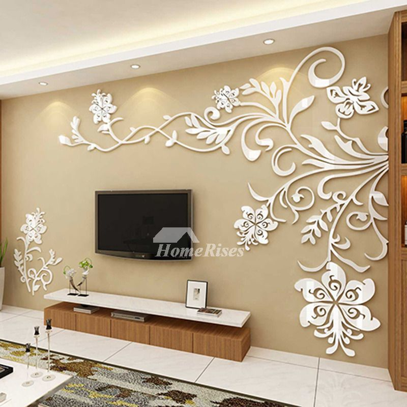 Room Wall Decor, Wall Decals For Living Room