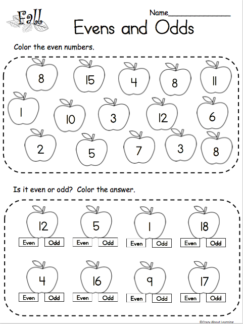 Free Even And Odd Math Worksheet Madebyteachers Worksheets Free 2nd Grade Math Worksheets Math Worksheet